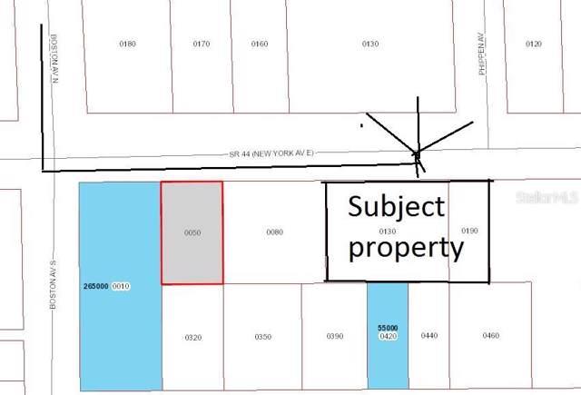 724 E New York Avenue, Deland, FL 32724 (MLS #V4911309) :: Lockhart & Walseth Team, Realtors