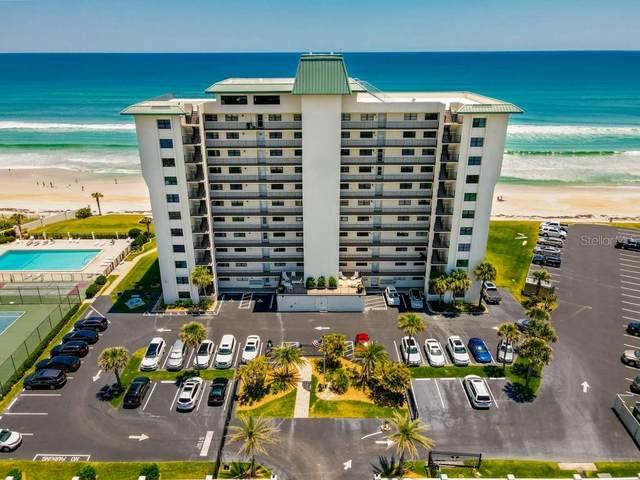 5499 S Atlantic Avenue #203, New Smyrna Beach, FL 32169 (MLS #V4912146) :: BuySellLiveFlorida.com