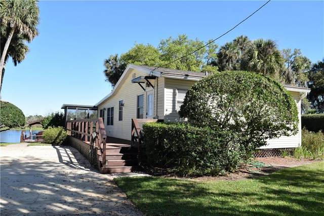 1087 Lemon Bluff Road, Osteen, FL 32764 (MLS #V4912329) :: The Duncan Duo Team
