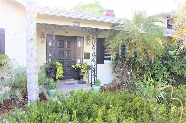 734 N Tuxedo Avenue N, Deland, FL 32724 (MLS #V4913023) :: Premium Properties Real Estate Services