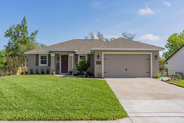 2432 S Tipton Drive, Deltona, FL 32738 (MLS #V4913904) :: Team Pepka