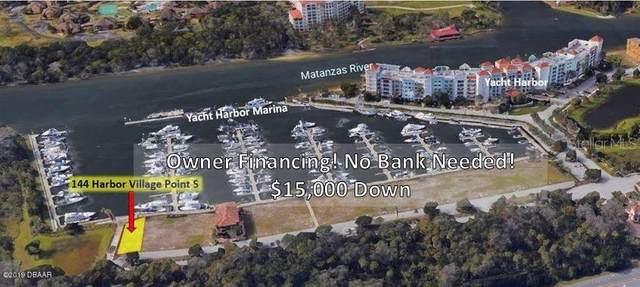 144 Harbor Village Drive S, Palm Coast, FL 32137 (MLS #V4914070) :: Alpha Equity Team