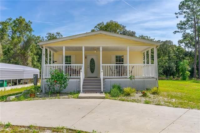 Oak Hill, FL 32759 :: Delgado Home Team at Keller Williams