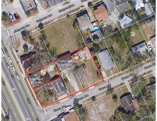 819-821 N Ridgewood Avenue, Daytona Beach, FL 32114 (MLS #V4917596) :: Zarghami Group