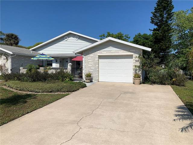 307 Paradise Lane, Edgewater, FL 32132 (MLS #V4918373) :: Griffin Group