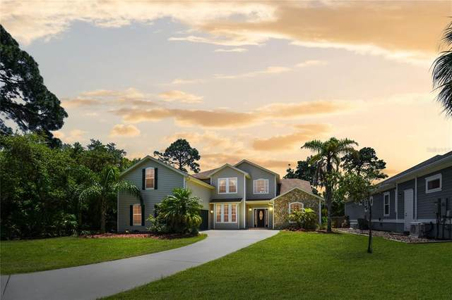 28 Cinnamon Grove Lane, Palm Coast, FL 32137 (MLS #V4918870) :: Lockhart & Walseth Team, Realtors