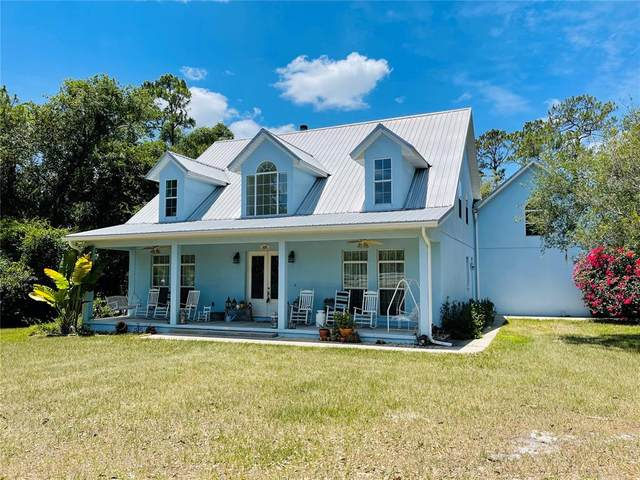 460 Clark Hill Road, Osteen, FL 32764 (MLS #V4919265) :: The Robertson Real Estate Group