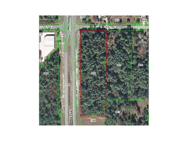 0 Little Road, Hudson, FL 34667 (MLS #W7536096) :: McConnell and Associates