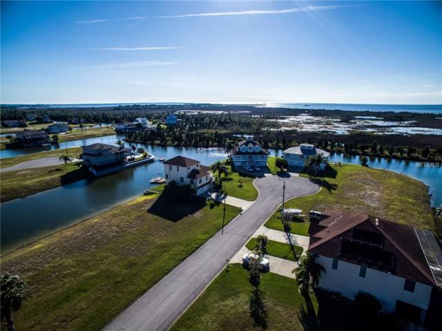 LOT 23 Sheephead Drive, Hernando Beach, FL 34607 (MLS #W7613482) :: The Duncan Duo Team