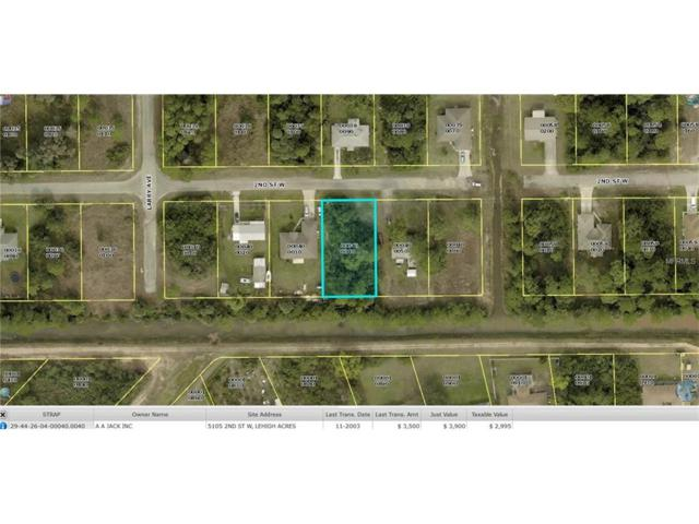 5105 2ND Street W, Lehigh Acres, FL 33971 (MLS #W7618579) :: Premium Properties Real Estate Services