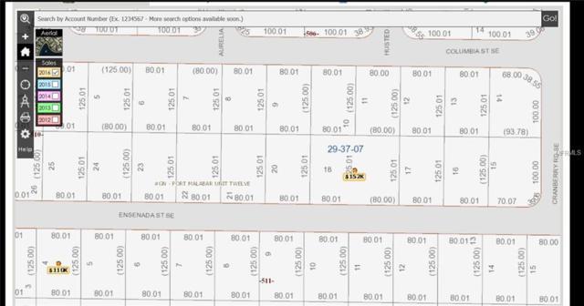 181 Ensenada Street SE, Palm Bay, FL 32909 (MLS #W7626253) :: GO Realty