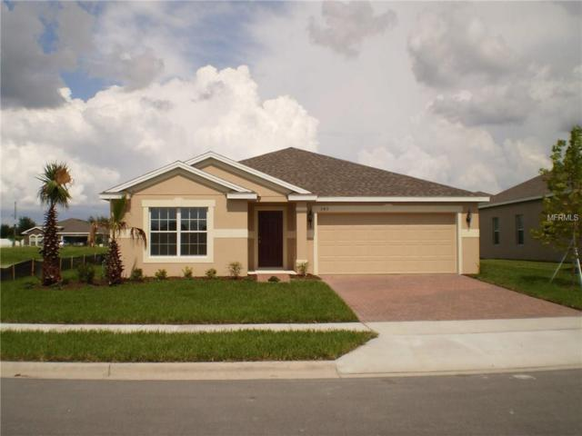 256 Whirlaway Drive, Davenport, FL 33837 (MLS #W7631578) :: The Duncan Duo Team