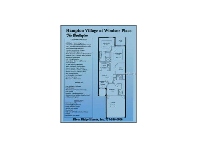11215 Port Douglas Drive #10, New Port Richey, FL 34654 (MLS #W7634853) :: The Duncan Duo Team