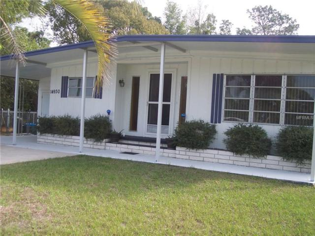 14930 Brookridge Boulevard, Brooksville, FL 34613 (MLS #W7636022) :: Premium Properties Real Estate Services