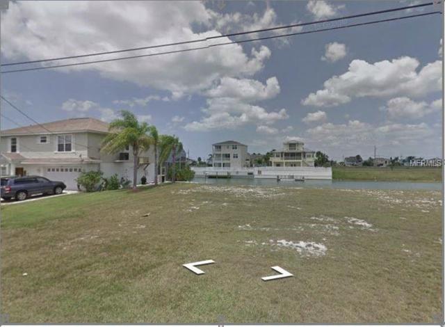3447 Croaker Drive, Hernando Beach, FL 34607 (MLS #W7800050) :: Team Pepka