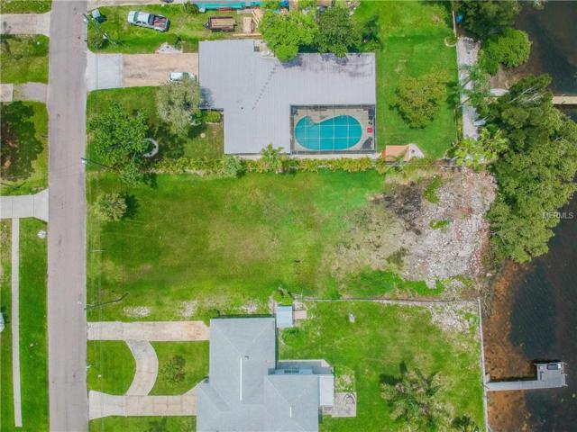 Sea Breeze Drive, Tarpon Springs, FL 34689 (MLS #W7800086) :: Medway Realty