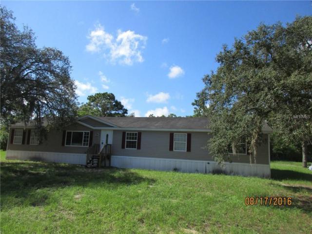 15341 Dennis Drive, Hudson, FL 34669 (MLS #W7800577) :: Delgado Home Team at Keller Williams