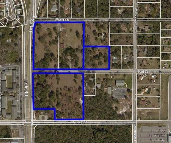 Little Rd And Scot St, Hudson, FL 34667 (MLS #W7802466) :: KELLER WILLIAMS ELITE PARTNERS IV REALTY