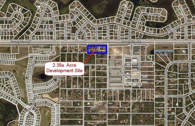 County Line Road, Spring Hill, FL 34607 (MLS #W7803316) :: Team Buky