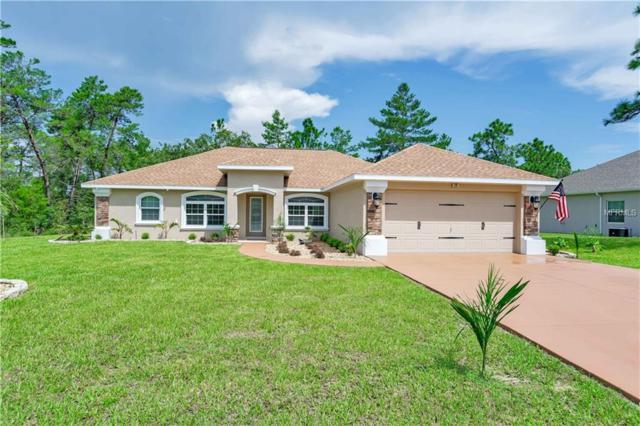 10 Vinca Street, Homosassa, FL 34446 (MLS #W7803360) :: Griffin Group