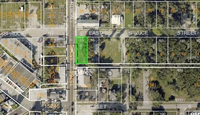 0 Spruce Street, Tarpon Springs, FL 34689 (MLS #W7804710) :: Team Bohannon Keller Williams, Tampa Properties