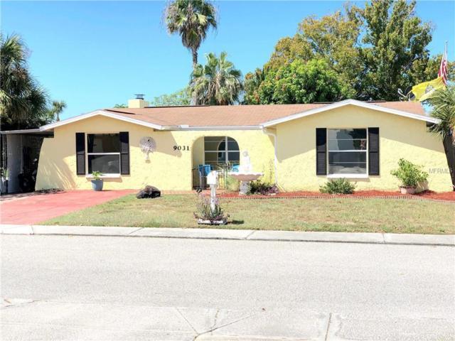 9031 Cochise Lane, Port Richey, FL 34668 (MLS #W7805194) :: Jeff Borham & Associates at Keller Williams Realty