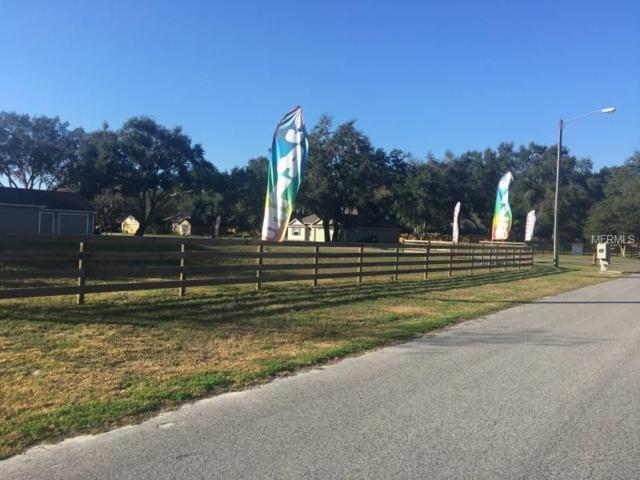 803 Deep Wood Court Lot 10, Fruitland Park, FL 34731 (MLS #W7808603) :: The Duncan Duo Team