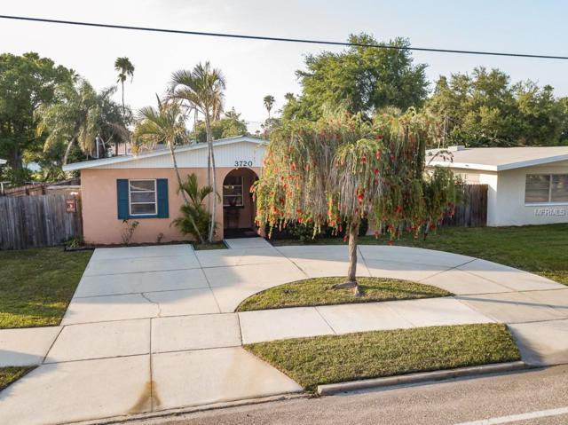 3720 Overlook Drive NE, St Petersburg, FL 33703 (MLS #W7810331) :: The Light Team