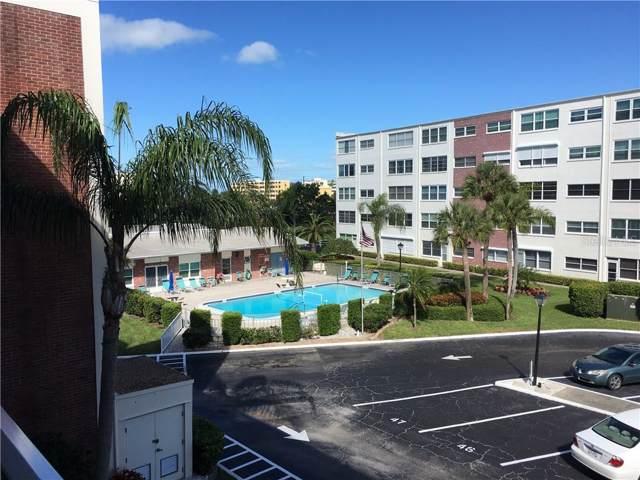 5555 Gulf Boulevard #303, St Pete Beach, FL 33706 (MLS #W7811586) :: Lockhart & Walseth Team, Realtors