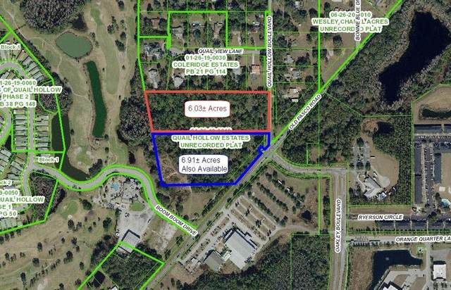 Quail Hollow Blvd, Wesley Chapel, FL 33544 (MLS #W7813329) :: Bustamante Real Estate