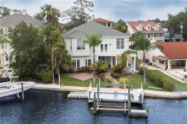 5500 Manatee Point Drive, New Port Richey, FL 34652 (MLS #W7813363) :: The Duncan Duo Team