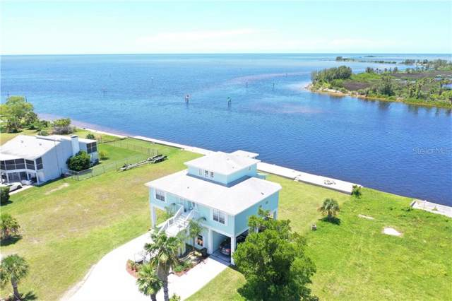 3243 Flamingo Boulevard, Hernando Beach, FL 34607 (MLS #W7814500) :: The Brenda Wade Team