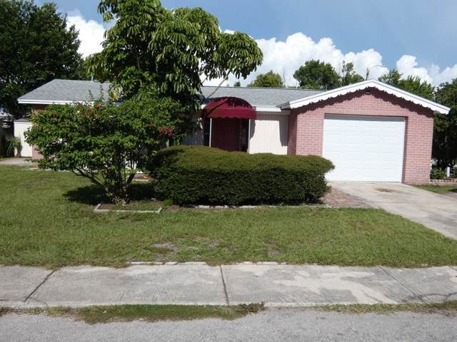 1344 Maybury Drive, Holiday, FL 34691 (MLS #W7814741) :: Team Bohannon Keller Williams, Tampa Properties