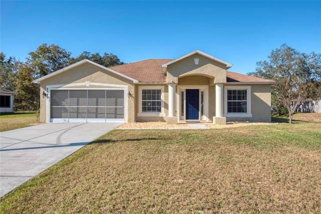2391 Fairview Road, Spring Hill, FL 34609 (MLS #W7818719) :: The Duncan Duo Team