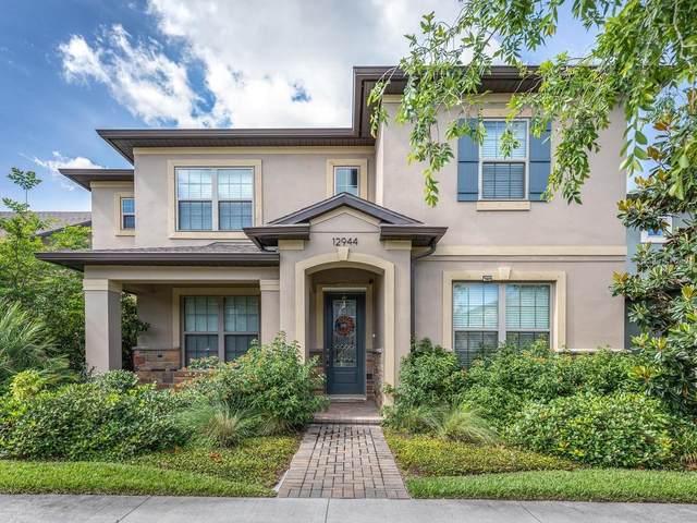 12944 Payton Street, Odessa, FL 33556 (MLS #W7822592) :: Team Bohannon Keller Williams, Tampa Properties