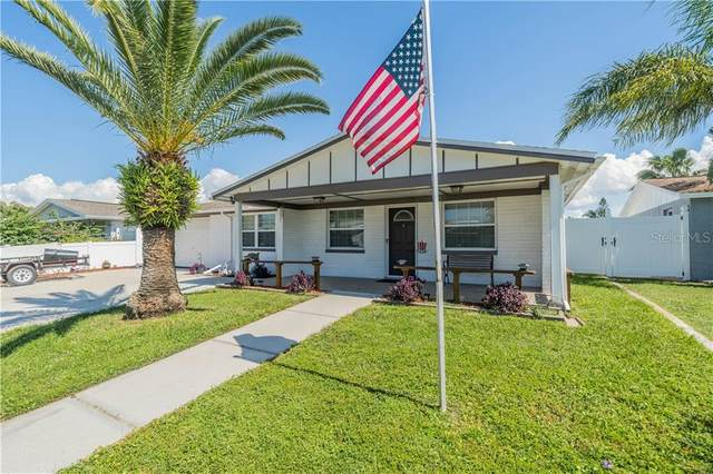 2604 Society Drive, Holiday, FL 34691 (MLS #W7826998) :: Team Borham at Keller Williams Realty