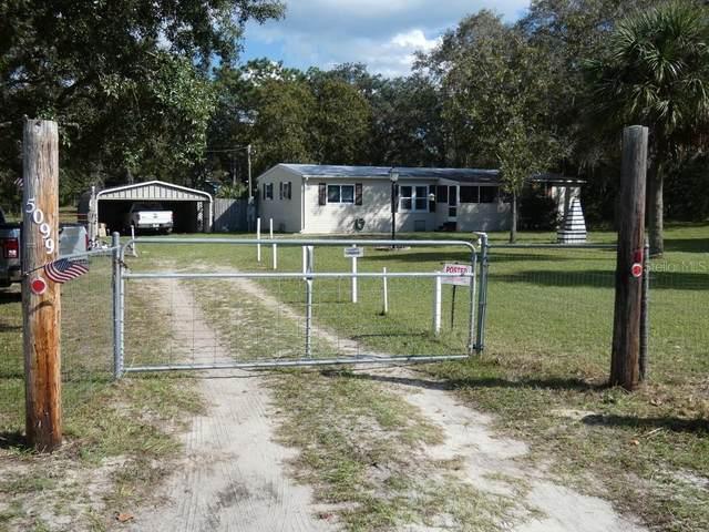 5099 S Memorial Drive, Homosassa, FL 34446 (MLS #W7827537) :: Griffin Group