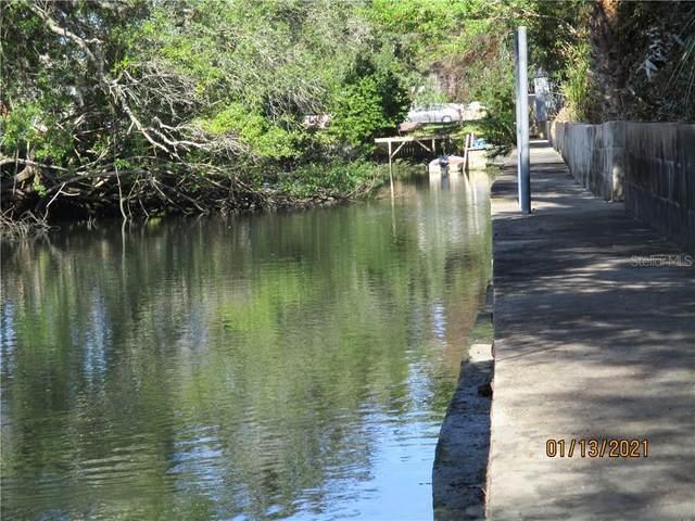 Lot 19 Marina Drive, Hudson, FL 34667 (MLS #W7829034) :: Young Real Estate