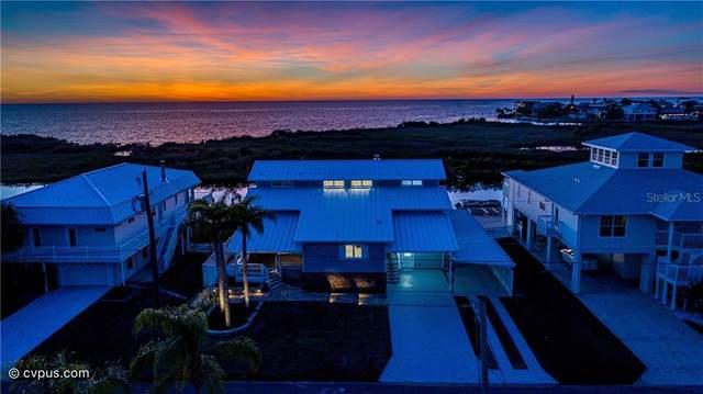 4145 Orchid Drive, Hernando Beach, FL 34607 (MLS #W7829441) :: Expert Advisors Group