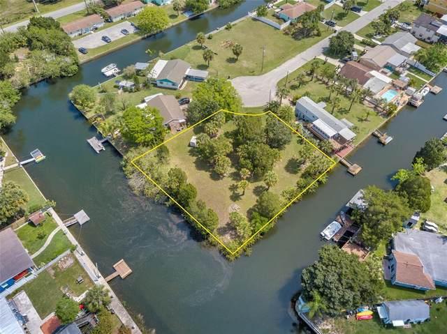 0 Sheepshead Drive, Hudson, FL 34667 (MLS #W7832451) :: The Lersch Group