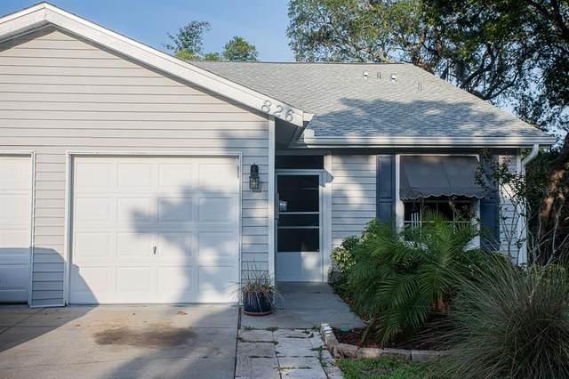 39650 Us Highway 19 N #826, Tarpon Springs, FL 34689 (MLS #W7833892) :: Your Florida House Team