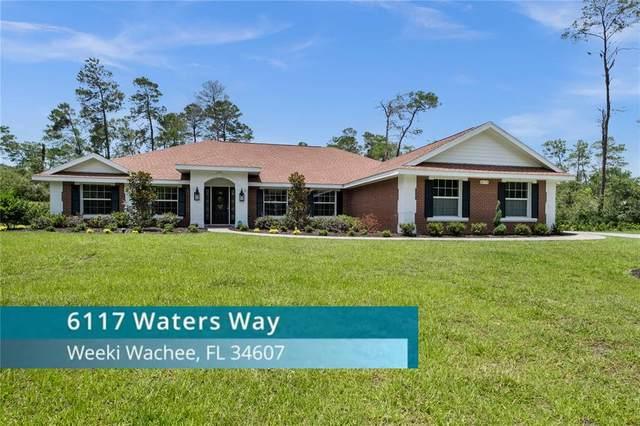 6117 Waters Way, Weeki Wachee, FL 34607 (MLS #W7834812) :: Griffin Group
