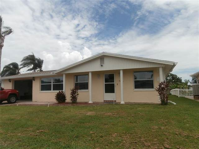 4052 Star Island Drive, Holiday, FL 34691 (MLS #W7835090) :: Premium Properties Real Estate Services