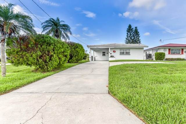 4418 Floramar Terrace, New Port Richey, FL 34652 (MLS #W7835714) :: GO Realty