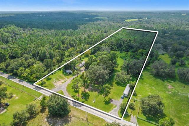 5025 Emerson Road, Brooksville, FL 34601 (MLS #W7838075) :: Prestige Home Realty