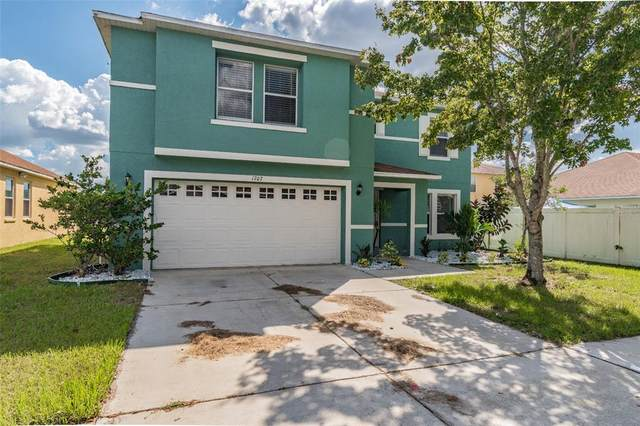 1707 Atlantic Drive, Ruskin, FL 33570 (MLS #W7838997) :: Everlane Realty