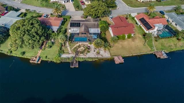 9416 Lake Christina Lane, Port Richey, FL 34668 (MLS #W7839117) :: Charles Rutenberg Realty