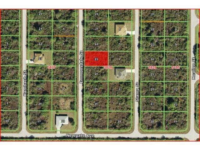 6216 Emmonsdale Street, Port Charlotte, FL 33981 (MLS #A3981832) :: The BRC Group, LLC