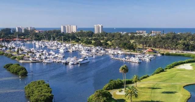 2800 Harbourside Drive F-05, Longboat Key, FL 34228 (MLS #A4101233) :: RE/MAX Marketing Specialists