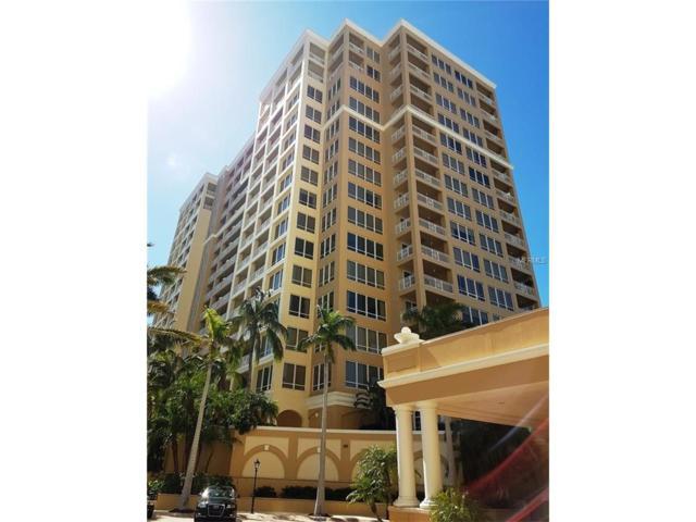 35 Watergate Drive #1804, Sarasota, FL 34236 (MLS #A4168324) :: Team Bohannon Keller Williams, Tampa Properties